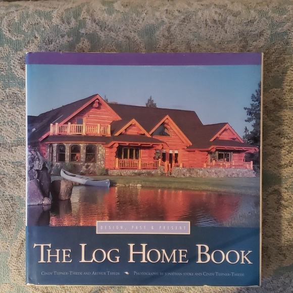 Log Home Book